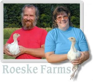 roeske's holding turkeys